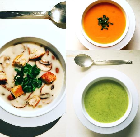 Healthy Winter Soups