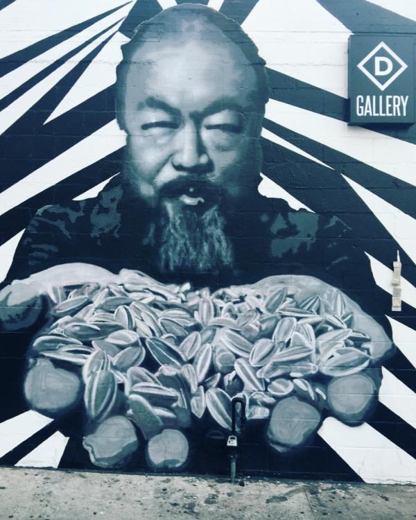 """Ai Weiwei"" Damon Martin"