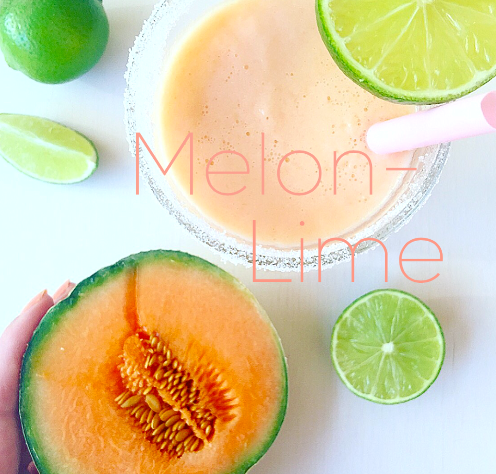 Melon-Lime Refreshment