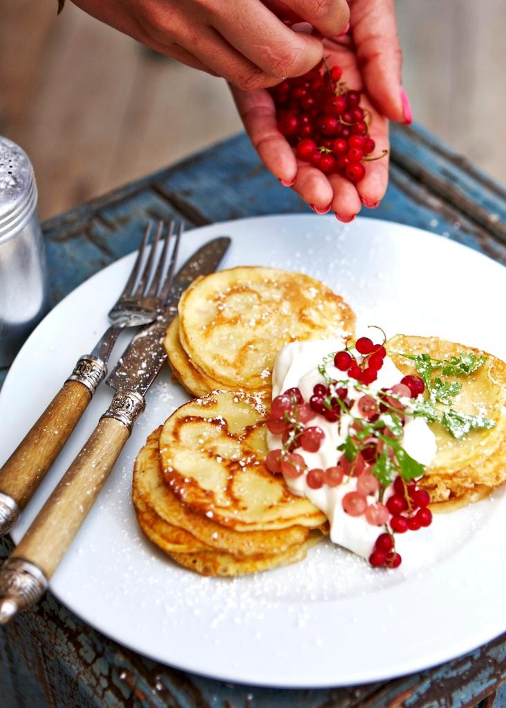 Malibu Farm Pancakes