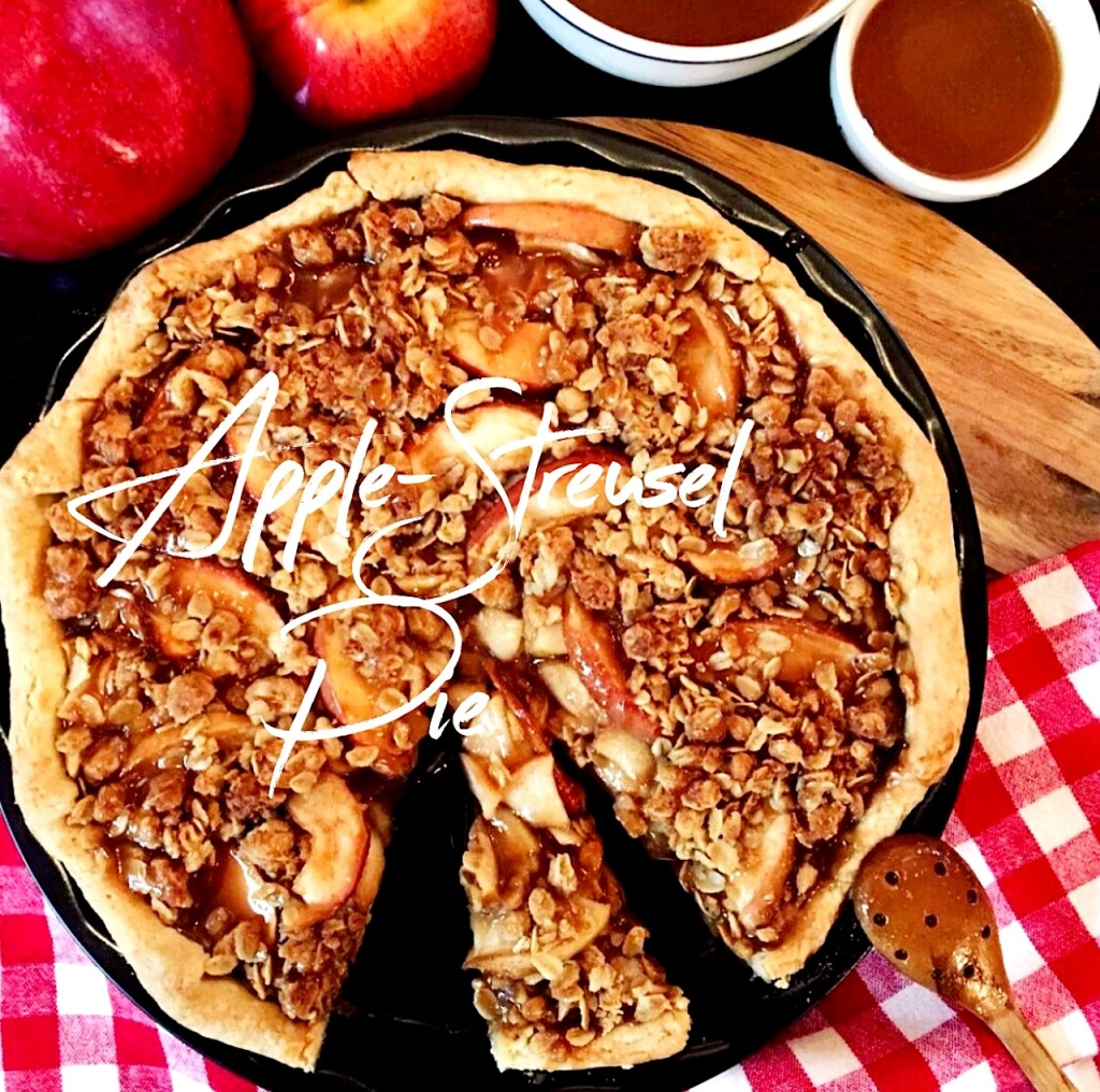 Apple-Streusel Pie