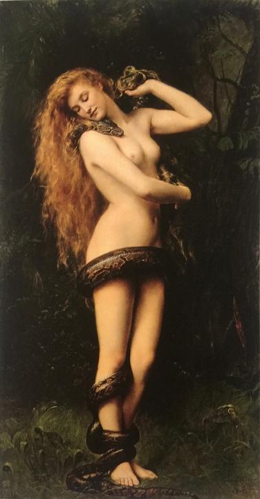 John Collier, Lilith (1889)