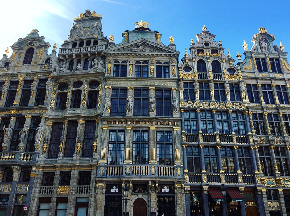 Grand Place considered World`s Most Beautiful Square