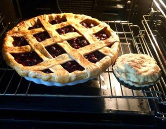 Cherry Pie Oven