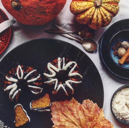 Pumpkin Pie Spice Pie