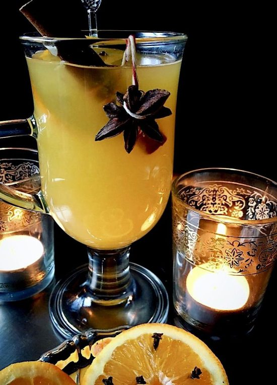 Spiced Orange Punch