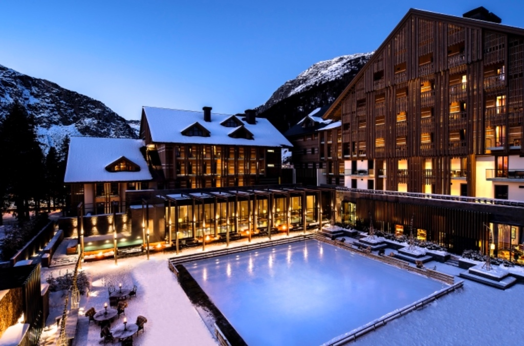 Image by The Chedi Andermatt