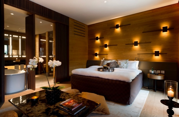 Chedi Andermatt Bedroom
